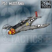 2GM Tactics – Mustang P51