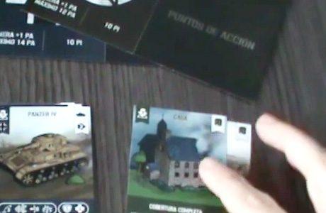 Videos tutoriales prototipo 2GM Tactics