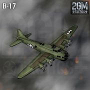 2GM Tactics – B-17 Flying Fortress