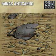 2GM Tactics – Carta de apoyo «MINAS ANTICARRO»