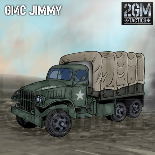 2GM Tactics – GMC JIMMY
