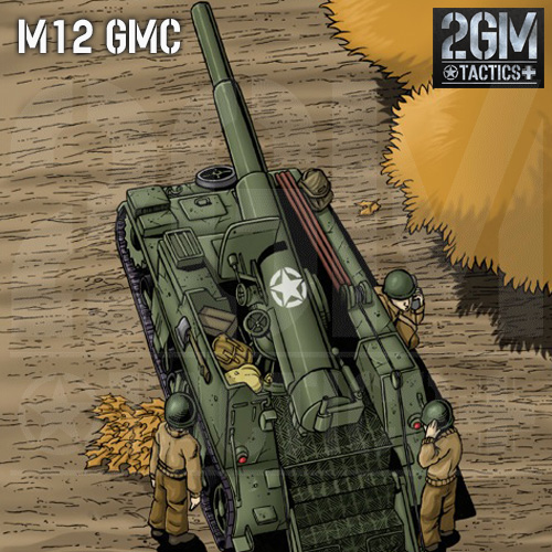 2GM Tactics – M12 GMC