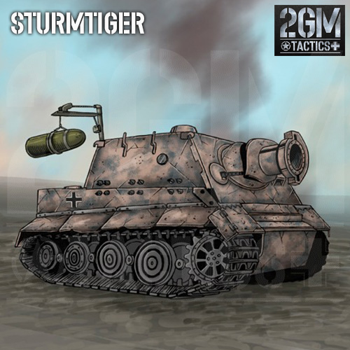 2GM Tactics – SturmTiger