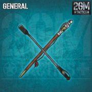 2GM Tactics – Carta de apoyo «GENERAL»
