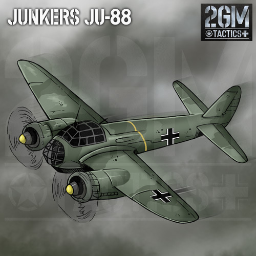 2GM Tactics – JUNKERS JU-88