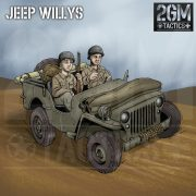 2GM Tactics – Jeep Willys