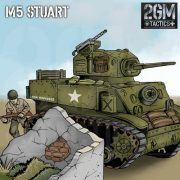 2GM Tactics – M5 STUART