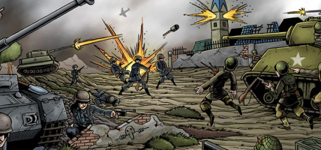 «2GM Tactics Wargame»