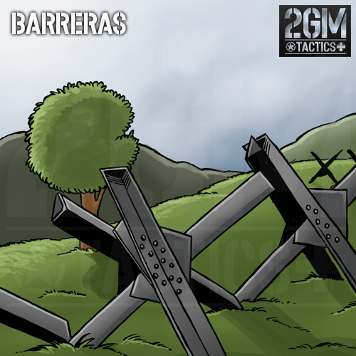 """2GM Tactics – Carta de apoyo """"BARRERAS"""""""