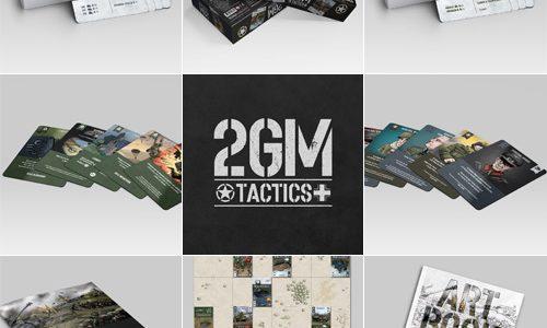 2GM TACTICS…¡Ya queda menos!