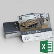 Generador de mazos para 2GM TACTICS