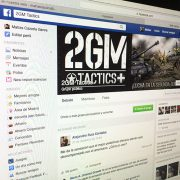 Te invitamos a participar en el Grupo de Facebook de 2GM TACTICS