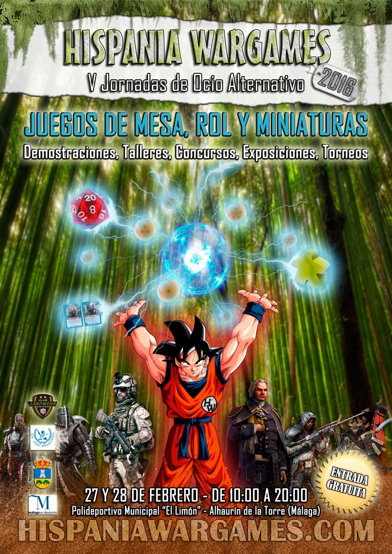 Cartel Hispania Wargames 2016