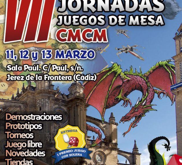 Draco Ideas en Jerez en las VII Jornadas CMCM de Juegos de Mesa