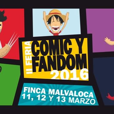 Draco Ideas en la II Feria del Comic y Fandom del 2016
