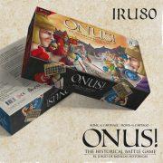 Unboxing y Setup de Onus! en dos estupendos vídeos creados por Iru80