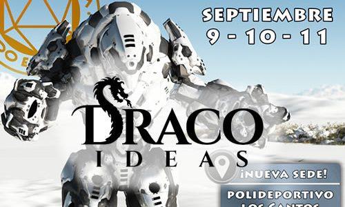 Draco Ideas en jornadas LES de Alcorcón