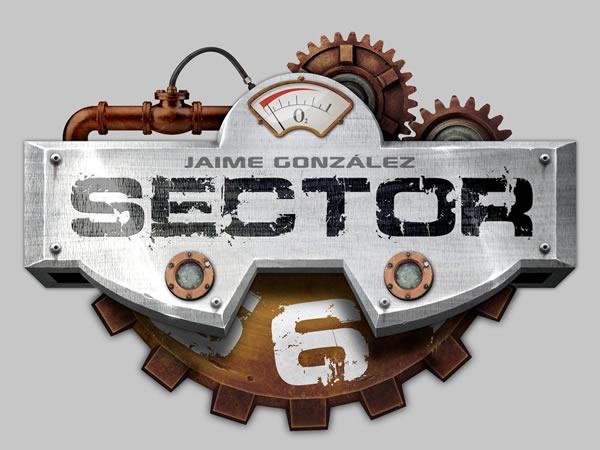 SECTOR 6: nuevo Juego de Mesa LogoSector600px