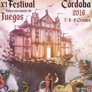 Draco Ideas en el XI Festival Internacional de Juegos Córdoba 2016