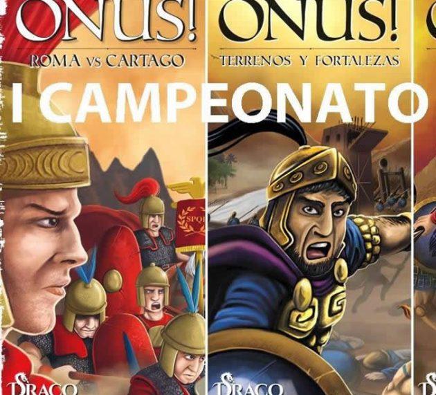I Campeonato ONUS! y Expansiones en Málaga