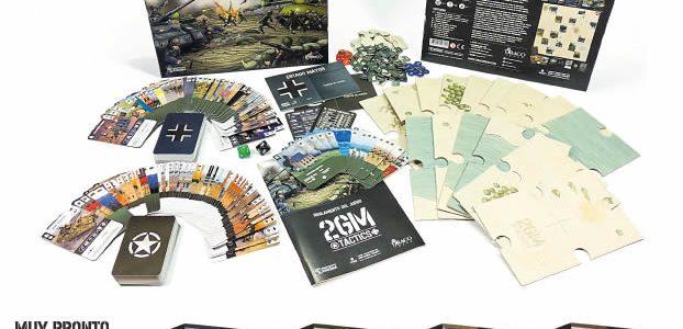 PDF sobre 2GM Tactics Wargame y sus expansiones