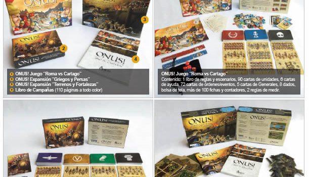 PDF sobre ONUS! y sus expansiones