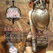 Draco Ideas en evento Terra Ignota: Roma Invicta en Valladolid