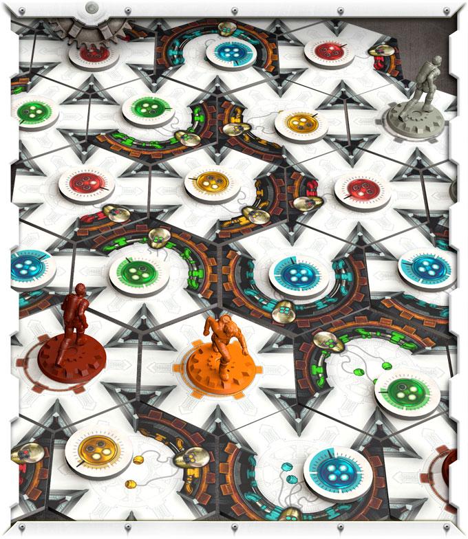 Ejemplo de juego Sector 6