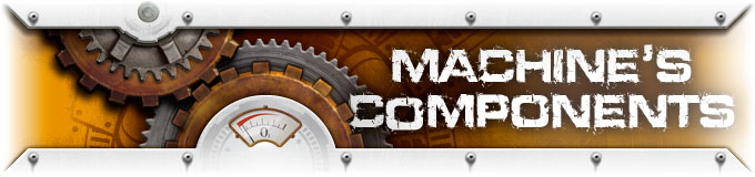 Componentes de la Máquina
