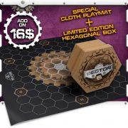 SECTOR 6: objetivo desbloqueado y ADD-ON disponible en Kickstarter