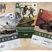 Fabricación de 2GM Tactics Wargame