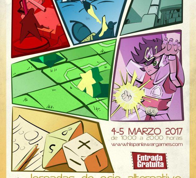 """Draco Ideas en las Jornadas """"Hispania Wargames 2017"""" de Alhaurín de la Torre (Málaga)"""