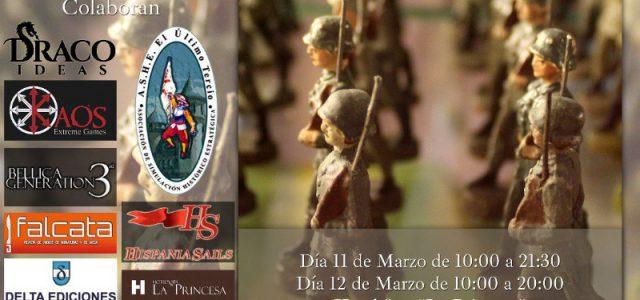 """Draco Ideas estará en las """"Jornadas Wargames 2017″ (CET y Arsbellica) en Madrid"""