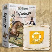 """Partidas de """"España 20"""" en ATLÁNTICA JUEGOS – 02/06 – 17:30 HS"""