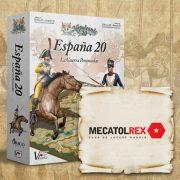 """Partidas de """"España 20"""" en CLUB MECATOL REX – 10/06"""