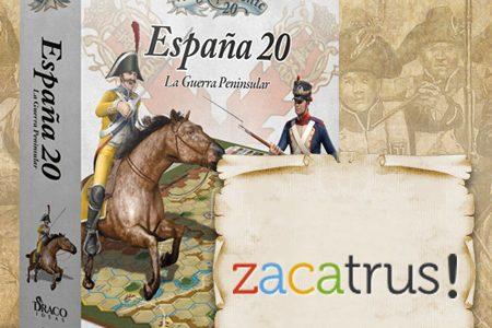 """Partidas de """"España 20"""" en ZACATRUS! – 03/06 – 17:00 HS"""