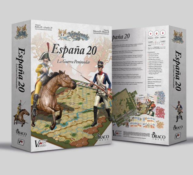 Nota de prensa: juego España 20 en Verkami el 22 de mayo