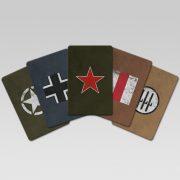 Cantidad de cartas de juego base y expansiones de 2GM TWG