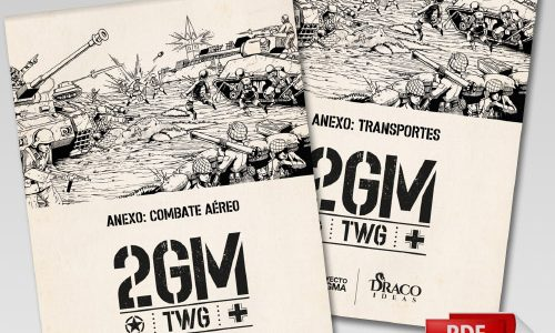 "2GM TWG: ""Anexos de Transportes y Combate Aéreo"""