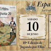 España 20 en el X Maratón Benéfico de Juegos de Mesa