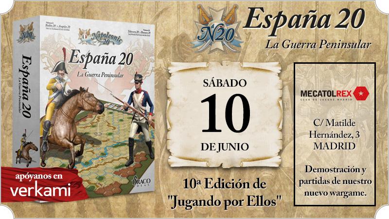 Espana 20 En El X Maraton Benefico De Juegos De Mesa Draco Ideas