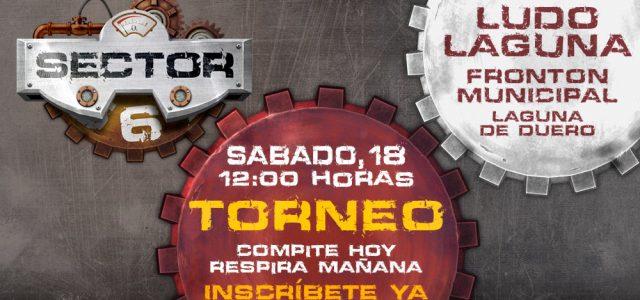 Juega a SECTOR 6 en Ludolaguna, Valladolid
