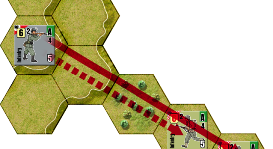 Normandy: Line of Sight (LoS)