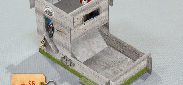 Consigue la Torre de Dados de Normandy