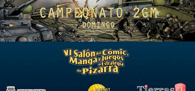 Torneo de 2GM TWG en Pizarra (Málaga)