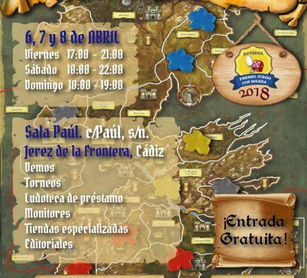 Draco Ideas colabora con las IX Jornadas de Juegos de Mesa CMCM