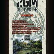 Nuevo Torneo de 2GM TWG en Camarma de Esteruelas (Madrid)
