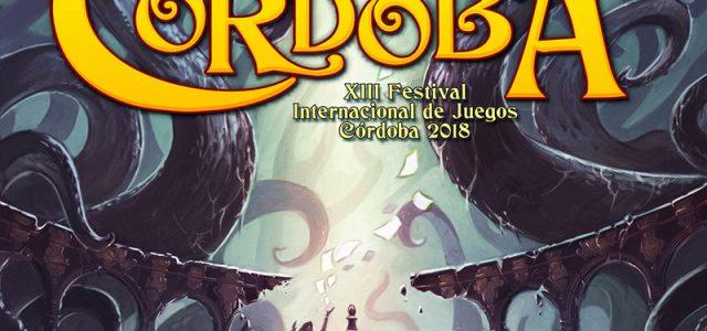 Draco Ideas estará presente en el XIII Festival Internacional de Juegos de Córdoba