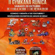 Guerra Fronteriza en la II Gymkana Rúnica en Júpiter Juegos