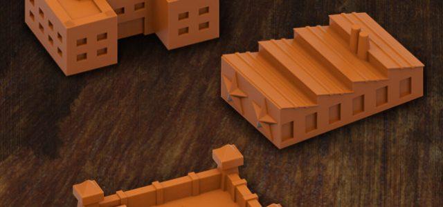 Tabletopia y edificios en 3D como Add-on